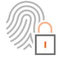 icon fingerprint